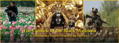 "New ""Canticle of the Black Madonna"" Website"